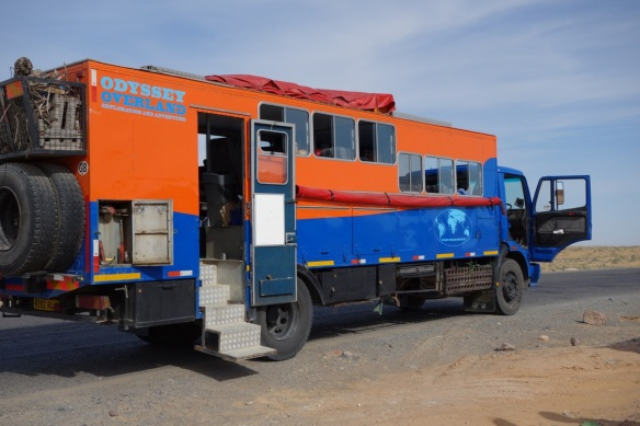 Odyssey Overland Truck