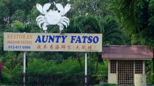 Aunty-Fatso-restaurant-Sign-in-melaka