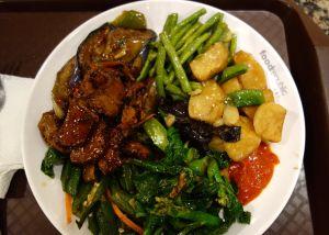 plate-of-vegetables-pavillion-food-mall-kuala-lumpur