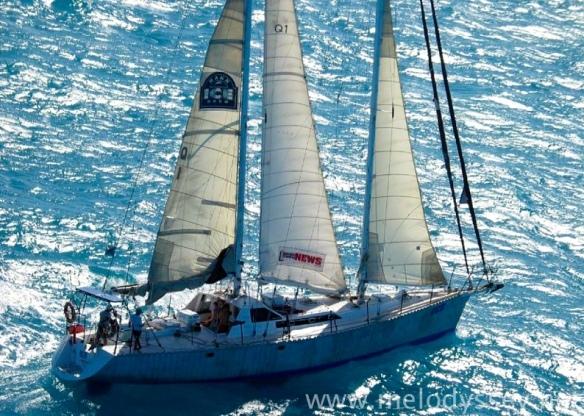 Steel-Sailing-boat