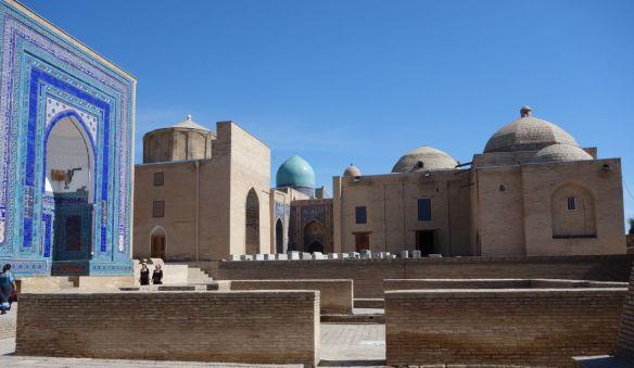 Ancient-mosques-samarkand-uzbekistan